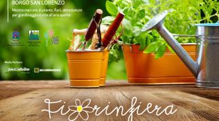 """Borgo San Lorenzo torna a fiorire a metà aprile con """"Fiorinfiera"""""""