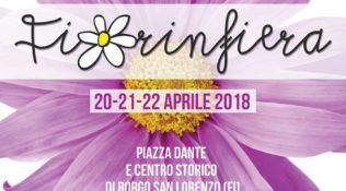 """A Borgo San Lorenzo """"Fiorinfiera"""" porta la primavera in strada"""