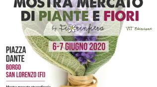 Il 6 e 7 Giugno torna a Borgo San Lorenzo la Mostra Mercato di Piante e Fiori